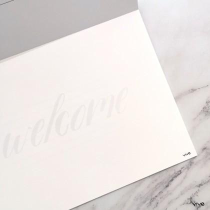 Modern Brush Calligraphy Pad