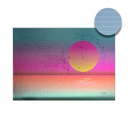Divine Journal Ruled - Lumière